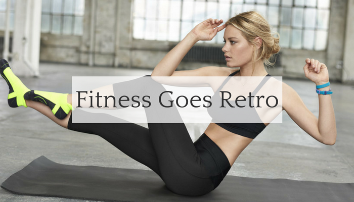 Fitness Goes Retro