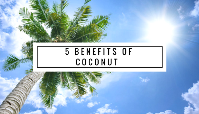 Five Benefits Of Coconut You May Not Be Aware Of