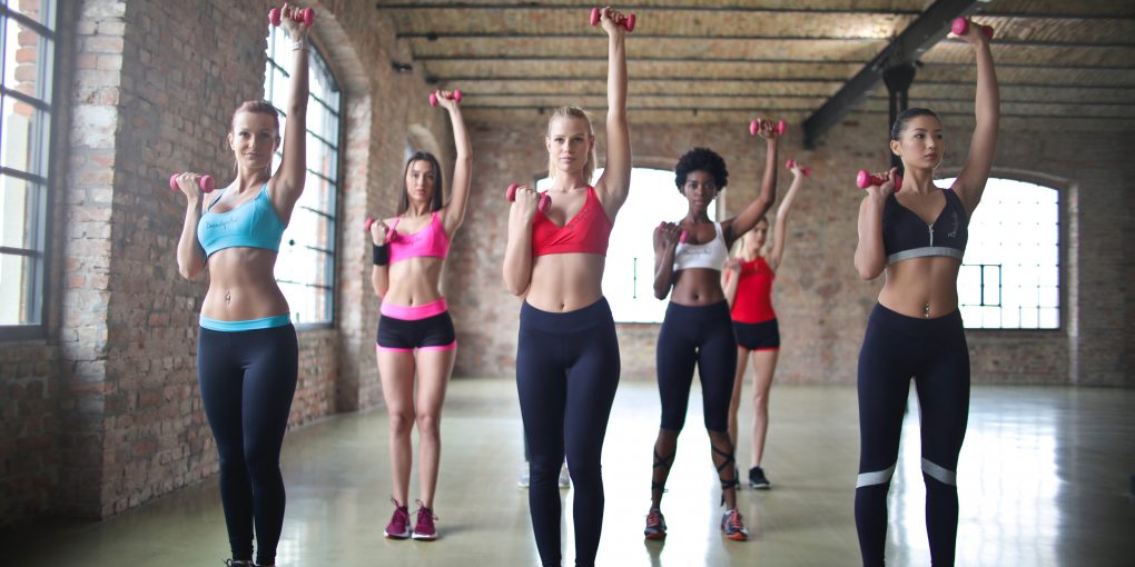 Toned From Head To Toe Three Lean Body Workouts