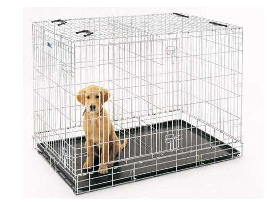 How to Make a Dog Crate Divider