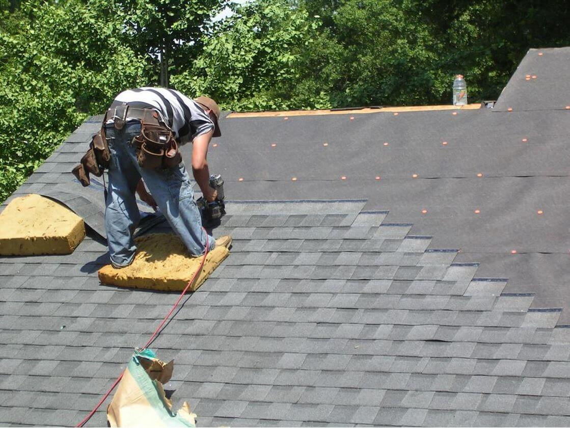 How to Shingle a Gambrel Roof