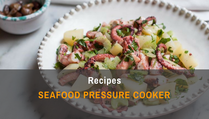 Seafood Pressure Cooker Recipes