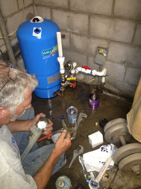 Troubleshooting Well Tanks