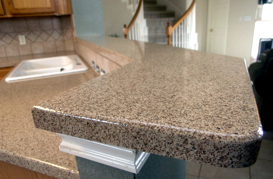 Cut Formica Countertop Already Installed