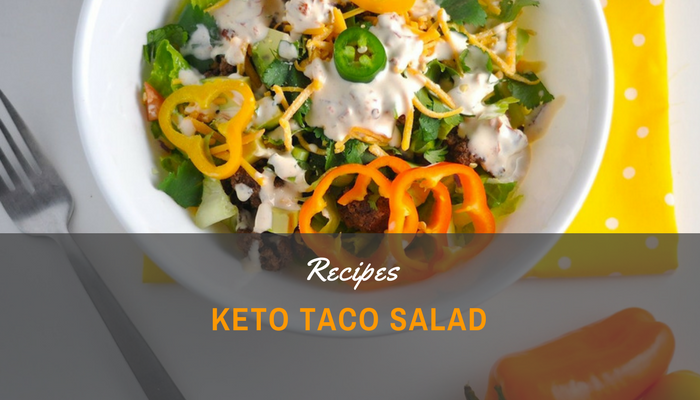 Keto Taco Salad Recipes