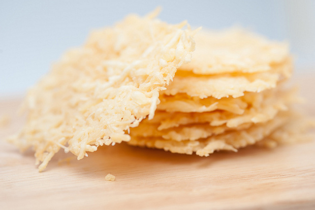 How to make Parmesan Crisps