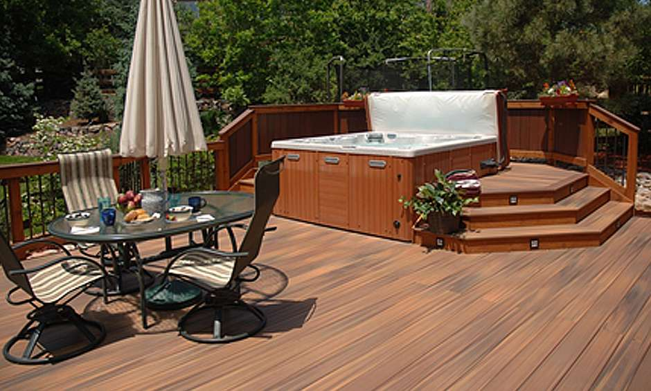 How To Reinforce A Deck For A Hot Tub Family Health