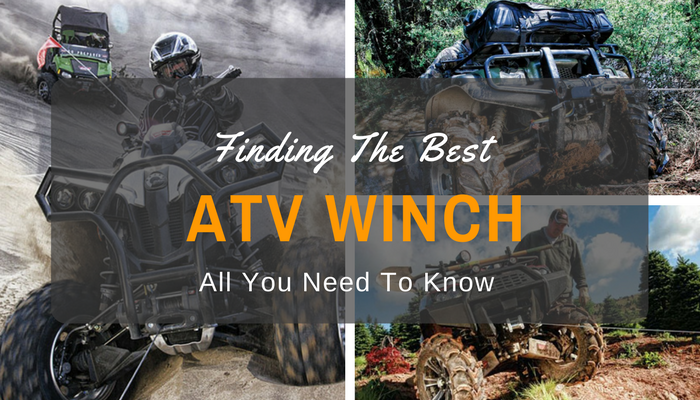 Guide For Choosing The Best ATV Winch