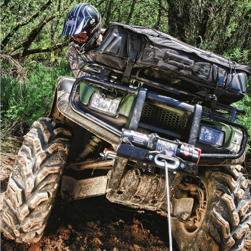 How To Choose The ATV Winch