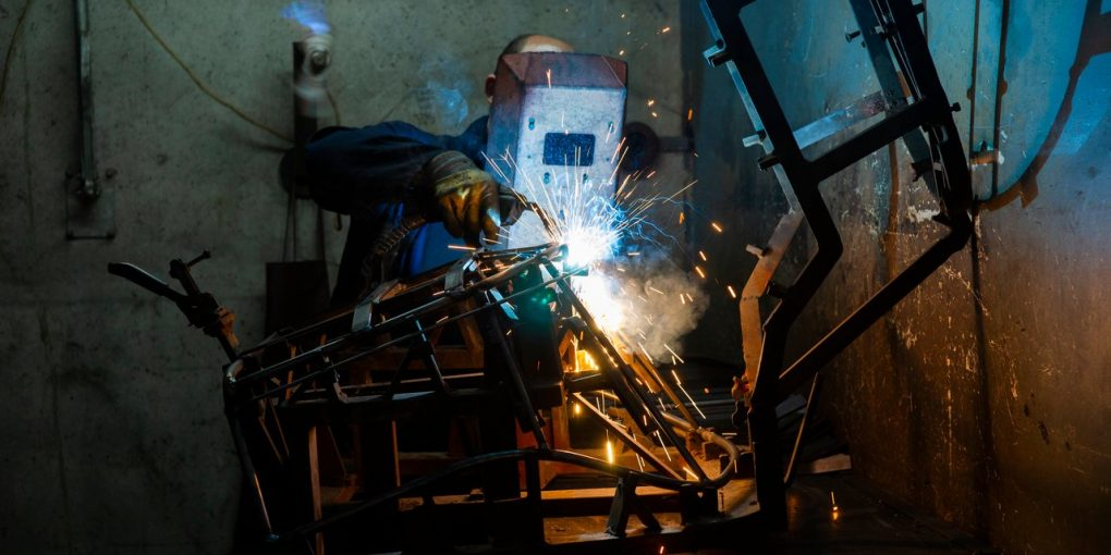Cutting And Welding Of Metals