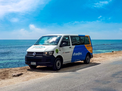 Best transportation option in Cancun