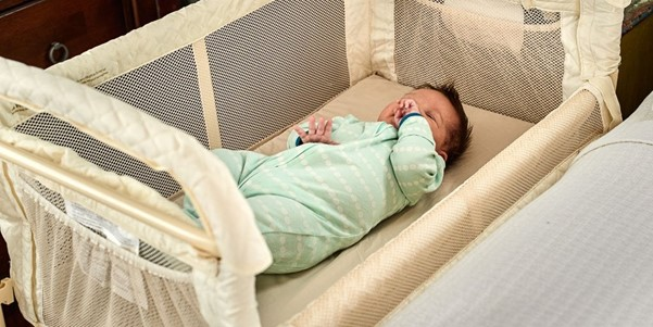 How Long a Baby Can Sleep in a Bassinet 3