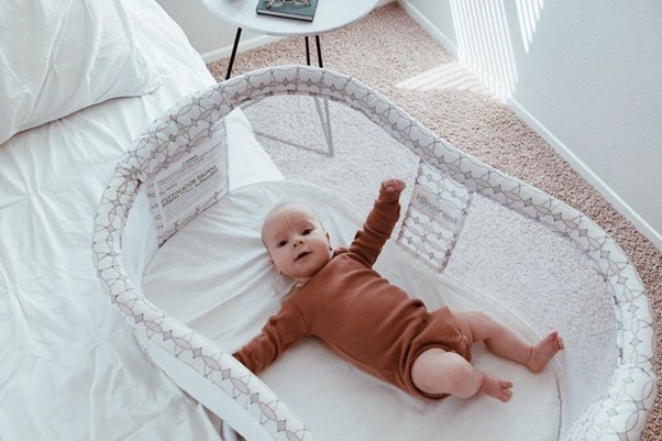 How Long a Baby Can Sleep in a Bassinet